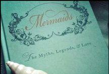 Mermaid Books & Illustrations / by Marie Hart