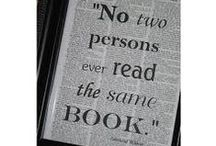 Quotes about Libraries, Books, & Reading