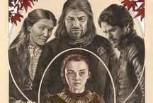 Fandom - Game of Thrones / Both the books & tv series.