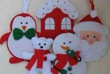 Holidays - Christmas (felt)
