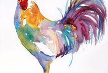 Watercolor / by Leta Burke