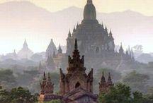 Places | MYANMAR . Birmania