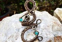 PICKABOO JEWELRY / My handmade jewelry creations! Wearing jewelry makes you feel good, creating them makes me happy!