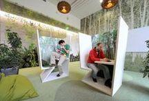 Interior Design | WORK SPACES . SPAZI LAVORO
