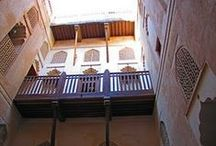 Traditional Khaleeji Architecture & Furniture