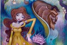 Fandom - Disney (Beauty & the Beast) / by Elizabeth Crowe