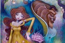 Fandom - Disney (Beauty & the Beast) / by Elizabeth Crowe