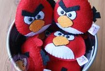 Fandom - Angry Birds / by Elizabeth Crowe
