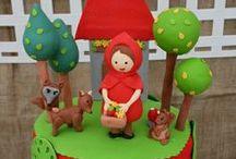 Fandom - Red Riding Hood