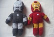 Fandom - Marvel (Ironman) / Includes references to Pepper Potts & Warmachine/Iron Patriot.
