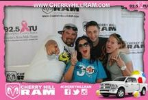 92.5 WXTU 30th Anniversary Party with Cherry Hill Ram / Philadelphia: 92.5 WXTU has once again host one of the best concerts of the year and Cherry Hill Ram was honored to be a part of it. We met so many new people and had the opportunity to reconnect with many of our loyal customers. And our beach balls - well those are just infamous now. Thank you, WXTU, for allowing us to be a part of your amazing event. Here's to 30 more years!