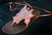 LARP - Boots & Shoes / Boots, shoes & lower leg covers.