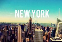 NYC / Concrete jungle where dreams are made of.