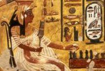Fashion - Egyptian / Ancient Egyptian fashion and lifestyle