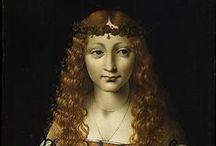 Fashion - (15. c.) Renaissance - Italian / (15. c.) Renaissance - Italian fashion and lifestyle
