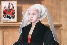 Fashion - German/Duch Renaissance (early 16 c.) / German/Duch Renaissance (early 16 c.) fashion and lifestyle