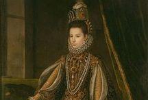 Fashion - Spanish Renaissance / Spanish Renaissance fashion (16. c.) and lifestyle
