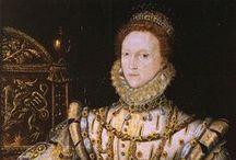 Fashion - English Renaissance (16 c.) / English Renaissance (16 c.) fashion and lifestyle