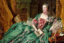Fashion - Rococo, late Baroque / Rococo, late Baroque fashion