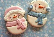 dulces y galletas / by loreto gonzalez