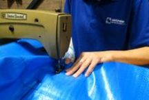 Manufacturing / The oldest and probably the best #sack maker in the UK !