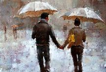 Andre Kohn Original Oils / A collection of Original Oil paintings by Andre Kohn  Commissions welcome.