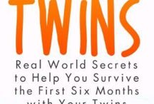 Raising Twins / Everything twin and baby! / by Kimberly Kerkam