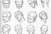 Anatomy / #draw #anatomy #men #woman #man #drawing #how to