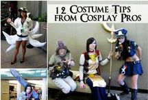 Fandom - *Cosplay* tutorials / by Elizabeth Crowe
