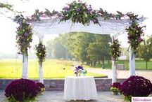 The Pergola / The perfect spot to say I do's