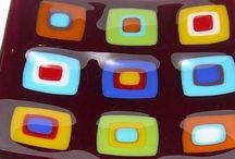 Coasters & Plates (fused)