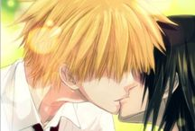 •Maid-Sama• / Your sudden smiles always surprise me, but dangerous enough to make my heart race.