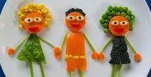 Tablo gibi sebzeler
