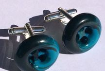 Gemelli Cufflink / #nuovi #gemelli fatti con i #bottoni #new #cufflink made with #buttons !  #bludiletta #blu #accessorize #accessori #unisex #bijoux #gioielli #jewels #handmade #green #vintage