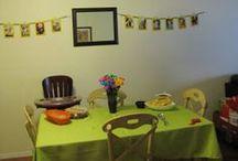 Fiesta Birthday Ideas / How to throw a fiesta-themed birthday party.