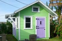 Little Houses and Little Spaces / by Ashleigh Wowwow