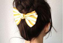 Hair 101 / Hair Ideas / by Makenna S.