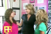 Libby's TV makeovers on Rachael Ray Show
