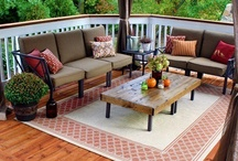 Outdoor Areas / by Rebecca Reed