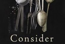 Book Club / Recommended food-related books for our chapter's Book Club
