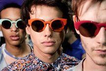 men's eyeglasses / eyeglasses, mask,  / by Fadhli Sadar