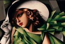 Wonderful Glamour & Vintage Woman  / Woman....so beatiful......