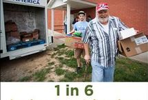 Hunger Graphics / by Feeding America