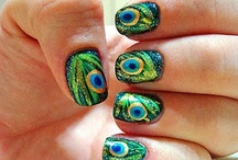 Makeup/Nails/Body Art / by Rosa Henriquez