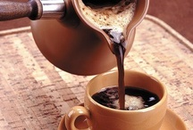 :: Coffee, Tea & Some HOT Ones :: / by Balbina Balbina