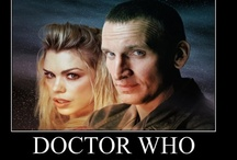 Dr. Who / by Nathan Arthurhultz