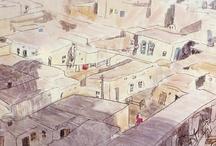Visual | Watercolors