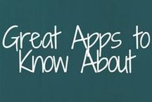 Great Apps to Know About