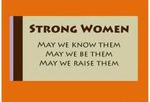 Women Who Made a Difference / by Judy Dollard