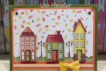 Stampin Up Ideas & Videos / by MaryBeth Bolie